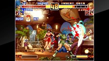 ACA NEOGEO THE KING OF FIGHTERS '96 Screenshot 7