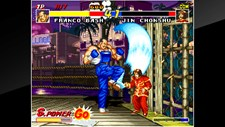 ACA NEOGEO REAL BOUT FATAL FURY Screenshot 4