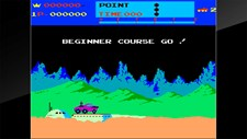 Arcade Archives: Moon Patrol Screenshot 4