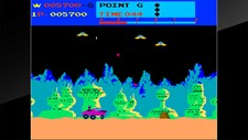 Arcade Archives: Moon Patrol Screenshot 6