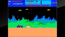 Arcade Archives: Moon Patrol Screenshot 7