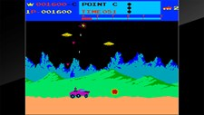 Arcade Archives: Moon Patrol Screenshot 5