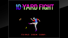 Arcade Archives 10-Yard Fight Screenshot 7
