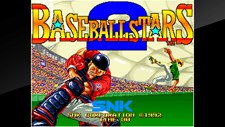 ACA NEOGEO BASEBALL STARS 2 Screenshot 1
