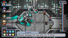 Cosmic Star Heroine (Vita) Screenshot 1