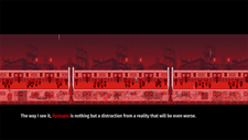 Little Red Lie (Vita) Screenshot 1