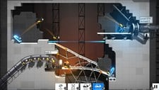 Bridge Constructor Portal Screenshot 1