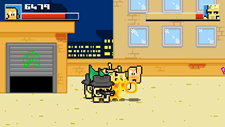 Squareboy vs Bullies: Arena Edition (Vita) Screenshot 2
