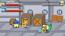 Squareboy vs Bullies: Arena Edition (Vita) Screenshot 4