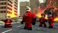LEGO The Incredibles Screenshot 2