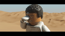 LEGO Star Wars: The Force Awakens (Vita) Screenshot 8