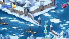 Frozen Free Fall: Snowball Fight Screenshot 1