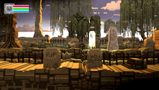 The Deer God (Vita) Screenshot 2