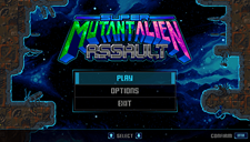 Super Mutant Alien Assault (EU) (Vita) Screenshot 1