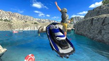 Aqua Moto Racing Utopia Screenshot 1