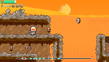 Stranded: A Mars Adventure (Vita) Screenshot 1