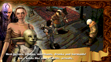 The Bard's Tale: Remastered and Resnarkled Screenshot 5