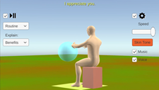 Inner Kung Fu Game Screenshot 1