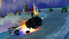 Motor Strike: Immortal Legends Screenshot 3