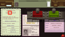 Papers, Please (Vita) Screenshot 4