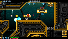 Super Hydorah (Vita) Screenshot 1