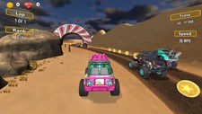 Super Kids Racing Screenshot 1