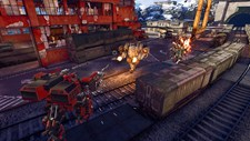 Code51: Mecha Arena Screenshot 1
