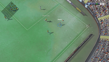 Active Soccer 2 DX (Vita) Screenshot 2