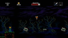 Ghoulboy: Dark Sword of Goblin (Asia) Screenshot 2