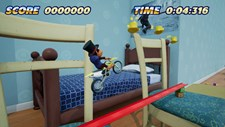 Toy Stunt Bike: Tiptop's Trials Screenshot 7