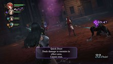 Nights of Azure 2: Bride of the New Moon Screenshot 8