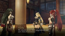 Nights of Azure 2: Bride of the New Moon Screenshot 4