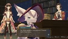 Atelier Shallie Plus: Alchemists of the Dusk Sea (Vita) Screenshot 1