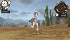 Atelier Firis: The Alchemist and the Mysterious Journey Screenshot 1