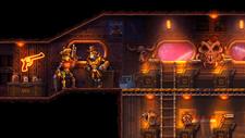 SteamWorld Heist (Vita) Screenshot 4