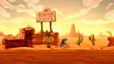 SteamWorld Dig 2 (Vita) Screenshot 1