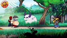 Sir Eatsalot (Vita) Screenshot 2