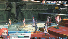 Summon Night 6: Lost Borders Screenshot 1