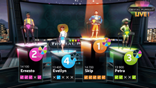 TRIVIAL PURSUIT LIVE! (EU) Screenshot 1