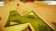 3D Mini Golf (PS4) Screenshot 1