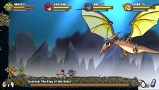 Caveman Warriors Screenshot 2
