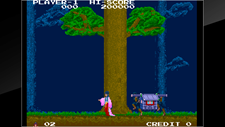 Arcade Archives The Legend Of Kage Screenshot 1