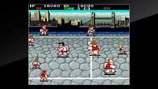 Arcade Archives Super Dodgeball Screenshot 1