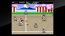 Arcade Archives Super Dodgeball Screenshot 2