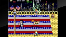 Arcade Archives Super Dodgeball Screenshot 4