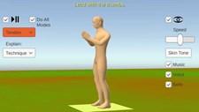 Inner Kung Fu Game Screenshot 2