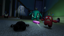 Ghosts In The Toybox: Chapter 1 Screenshot 1