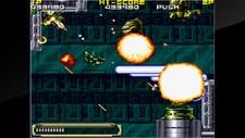 Arcade Archives Koutetsu Yousai Strahl Screenshot 7