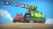 Cats Of War (EU) Screenshot 1