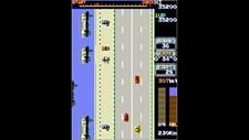 Arcade Archives Road Fighter Screenshot 1